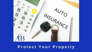 Auto Insurance Protects You